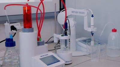 Embedded thumbnail for У Львівській політехніці відкрили п'ять сучасних навчальних хімічних лабораторій