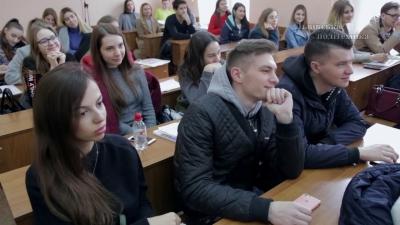 Embedded thumbnail for У Львівській політехніці запустили Пілотний проект волонтерської підтримки свідків