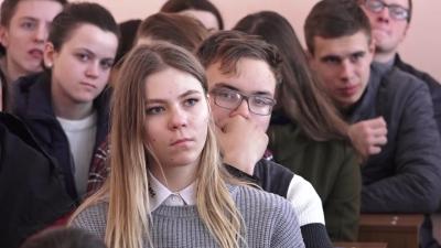 Embedded thumbnail for В Інституті права та психології НУ «Львівська політехніка» провели День відкритих дверей