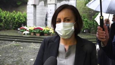 Embedded thumbnail for Вшанування вбитих львівських професорів