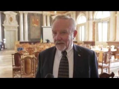Embedded thumbnail for Євген-Зенон Стахів – доктор Honoris Causa Львівської політехніки