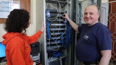 Embedded thumbnail for Інститут телекомунікацій, радіоелектроніки та електронної техніки