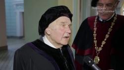 Embedded thumbnail for Академік Ігор Юхновський став Doctor Honoris Causa Львівської політехніки