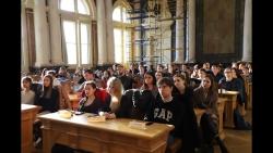 Embedded thumbnail for Урочисте підведення підсумків та нагородженням переможців й призерів СНТК у Львівській політехніці